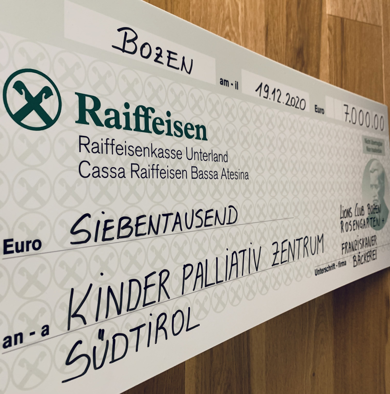 Lions Club Bozen/Bolzano Rosengarten
